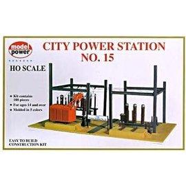 MDP 416 HO KIT City Power Station #15