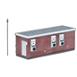 MDP 185 ELECTRICAL SIGNAL SWITCH BUILDING HO KIT