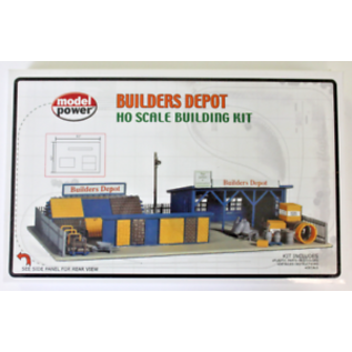 MDP 418 MODEL POWER Builders Depot Kit HO