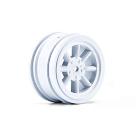 Proline Racing PRM 276604 PROTOform VTA Front Wheel White 26mm, VTA Class
