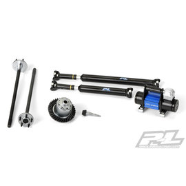 Proline Racing PRO 610700 AXLES GEARS 1/10 ACCESSORY PACK 10