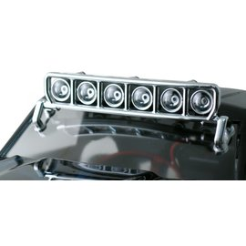 "RPM RC PRODUCTS RPM 80923 ROOF MOUNTED LIGHT BAR SET SLASH 6"" WIDE"