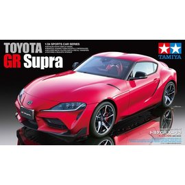 TAMIYA TAM 24351 TOYOTA SUPRA GR 1/24 MODEL KIT