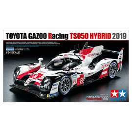 TAMIYA TAM 25421 TOYOTA GAZOO RACING TS050 HYBRID 2019 1/24 MODEL KIT