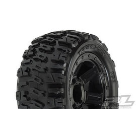"Proline Racing PRO 119411 Trencher 2.2"" M2 (Medium) All Terrain Tires Mounted"