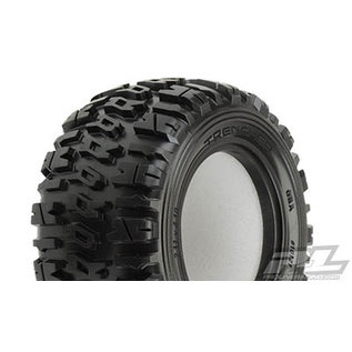Proline Racing PRO 1012100 TRENCHER 2.2 TRUCK TIRE FRONT OR REAR