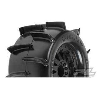 """Proline Racing PRO 118614 Sand Paw 2.8"""" All Terrain Tires Mounted (2)"""