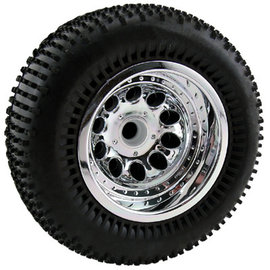 RPM RC PRODUCTS RPM 82053 Revolver Rear Wheels (for the Traxxas Electric Rustler & Electric Stampede 2wd)
