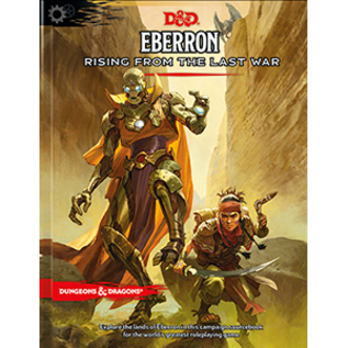 DUNGEONS & DRAGONS WTC C7254 EBERRON: RISING FROM THE LAST WAR