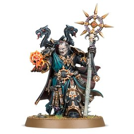 GAMES WORKSHOP WAR 99070102015 CHAOS SPACE MARINES SORCERER