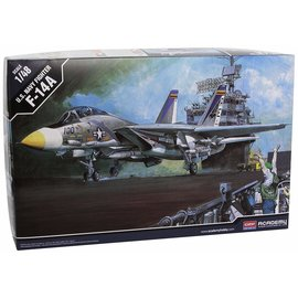 Academy/Model Rectifier Corp. ACA 12253 1/48 U.S. Navy F-14A Tomcat MODEL KIT
