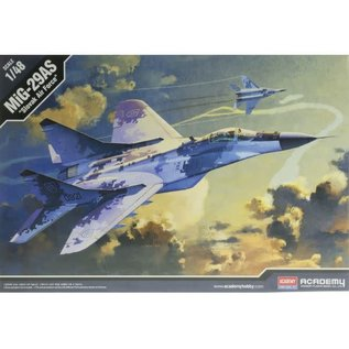 Academy/Model Rectifier Corp. ACA 12227 1/48 MIG-29AS SLOVAK AIR FORCE MODEL KIT