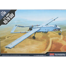 Academy/Model Rectifier Corp. ACA 12117 1/35 RQ-7B UAV US Army MODEL KIT