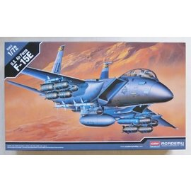 Academy/Model Rectifier Corp. ACA 12478 1/72 USAF F-15E Strike Eagle MODEL KIT