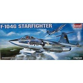 Academy/Model Rectifier Corp. ACA 12443 F-104G Starfighter 1/72 MODEL KIT