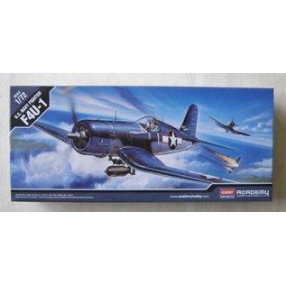 Academy/Model Rectifier Corp. ACA 12457 1/72 F4U1 Corsair MODEL KIT