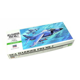 HASEGAWA HSG 00235 SEA HARRIER FRS MK1 1/72 MODEL KIT