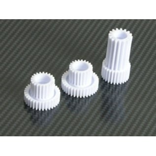 3RACING 3RAC M0502 FAST GEARSET FOR TAMIYA  M05