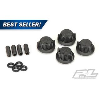 Proline Racing PRO 607002 Pro-Line Body Mount Secure-Loc Cap Kit for All Pro-Line Extended Body Mount Kits