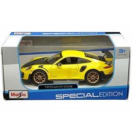 MAISTO MAI 31523YW PORSCHE 911 GT2 RS 1/24 DIECAST