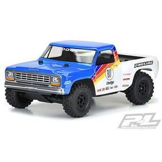 Proline Racing PRO 353200 Dodge Ram 1984 SLASH BODY