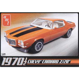 AMT AMT 635L/12 1/25 Camaro Z28 1970 1/2 MODEL KIT