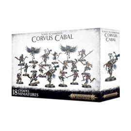 GAMES WORKSHOP WAR 99120201089 SLAVES TO DARKNESS CORVUS CABAL