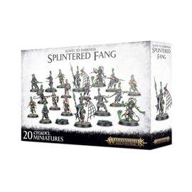 GAMES WORKSHOP WAR 99120201092 SLAVES TO DARKNESS THE SPLINTERED FANG
