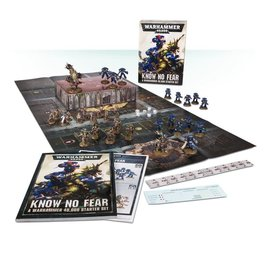 GAMES WORKSHOP WAR 60010199017 KNOW NO FEAR STARTER SET