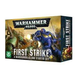 GAMES WORKSHOP WAR 60010199018 FIRST STRIKE STARTER SET