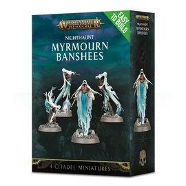 GAMES WORKSHOP WAR 99120207055 EASY TO BUILD MYRMOURN BANSHEES