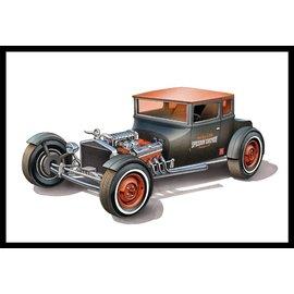 AMT AMT 1167 1/25 1925 Ford T Chopped 1/25 PLASTIC MDOEL KIT