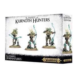 GAMES WORKSHOP WAR 99120204018 SYLVANETH KURNOTH HUNTERS