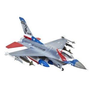 REVELL GERMANY REV 63992 F16C USAF COMPLETE SET MODEL KIT 1/72