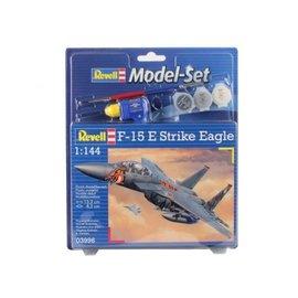 REVELL GERMANY REV 63996 F15E STRIKE EAGLE COMPLETE SET 1/72 MODEL KIT