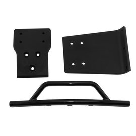 RPM RC PRODUCTS RPM 80022 FRONT BUMPER/ SKID PLATE 4X4 SLASH