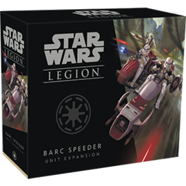 FANTASY FLIGHT FFG SWL48 BARC SPEEDER UNIT EXPANSION