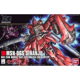 BANDAI BAN 165297 1/144 #116 Sinanju Hi Grade Univ Century Gundam