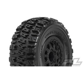 "Proline Racing PRO 119013 Trencher X SC 2.2""/3.0"" M2 (Medium) Tires Mounted"