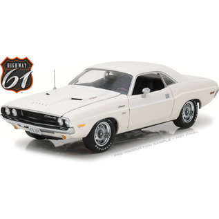 GREENLIGHT COLLECTABLES HWY 18008 1970 Dodge Challenger R/T 1/18 DIECAST