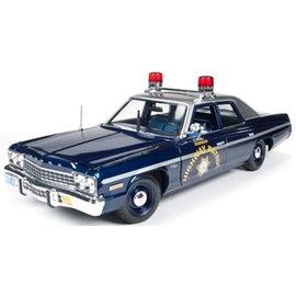 AUTOWORLD AMM 1009 1/18 '75 Monaco Pursuit Nevada State Police
