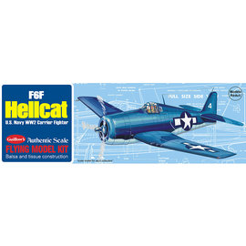 GUILLOWS GUI 503 HELLCAT F6F BALSA WOOD KIT