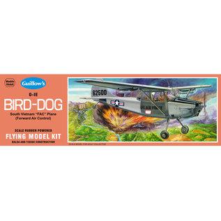 GUILLOWS GUI 902 0-1E BIRDDOG FAC WOODEN MODEL KIT