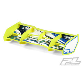 Proline Racing PRO 624902 TRIFECTA WING 1/8 BUGGY TRUGGY YELLOW