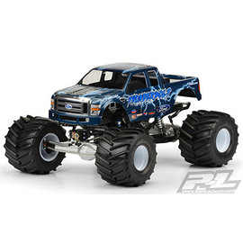 Proline Racing PRO 324700 2008 Ford F-250 Supercab: SOLID AXLE MONSTER TRUCKS