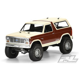 "Proline Racing PRO 347200 1981 FORD BRONCO 12.3"" CRAWLER BODY"
