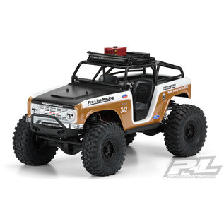 Proline Racing PRO 3488-11 1966 Ford Bronco  Body w/Ridge-Line Trail Cage