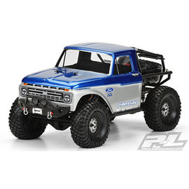 "Proline Racing PRO 346400 1966 FORD F-100 CAB ONLY 12.3"" WHEELBASE 1/10"