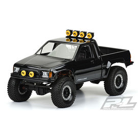 "Proline Racing PRO 346600 1985 TOYOTA HILUX SR5 BODY 12.3"" WHEELBASE"