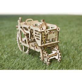 UGEARS UGR 70003 TRACTOR WOODEN KIT 97 PIECES EASY